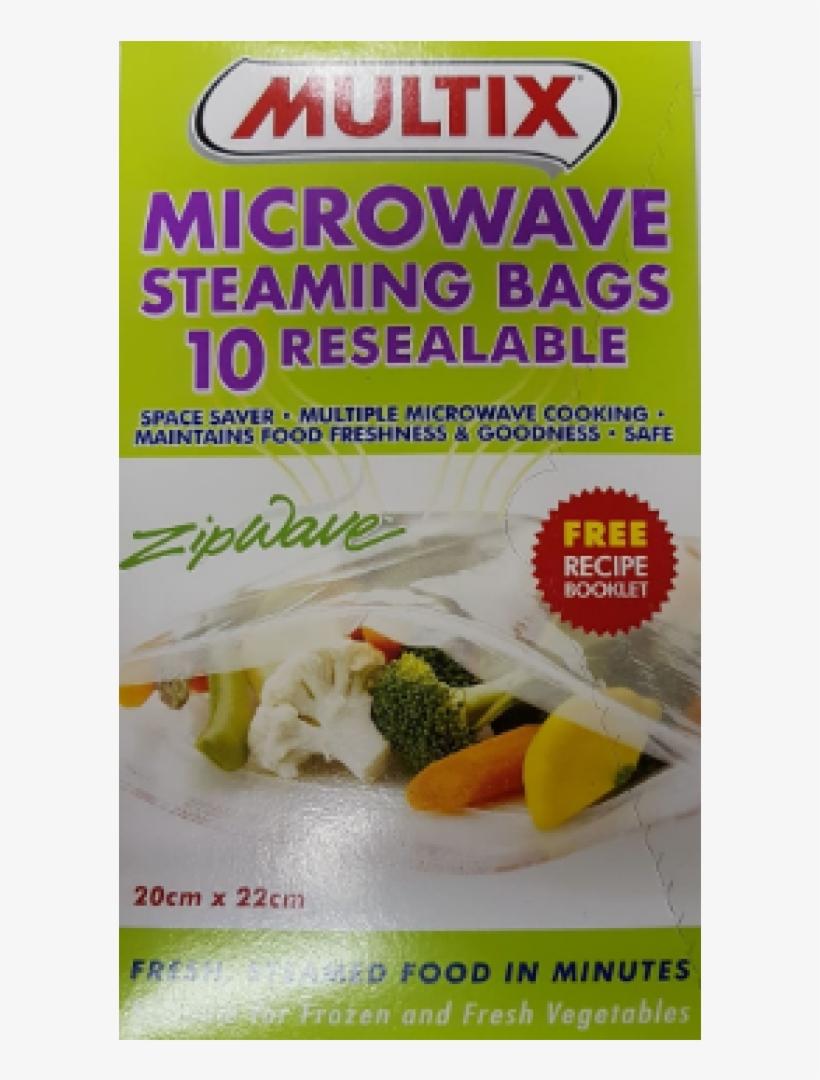 Multix Microwave Steam Bag 10 S 2 X