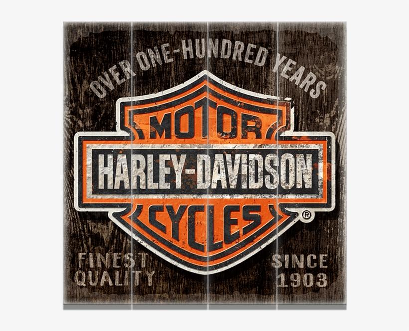 Harley Davidson Signs Decor Fair Harleydavidson Bar - Harley Davidson Wooden Sign, transparent png #4097547