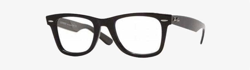 087ae91de0c4 Nerd Glasses Png Pic - Black Ray Ban Reading Glasses - Free ...