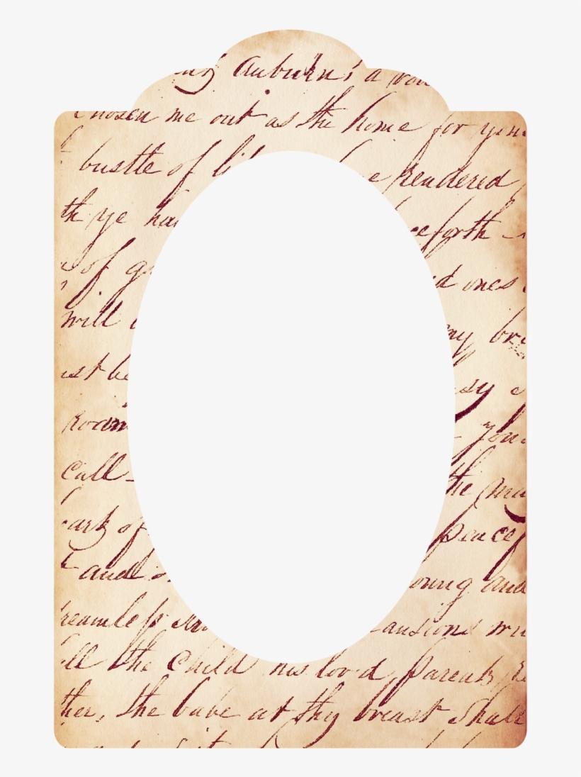 Vintage Frame Png - Transparent Vintage Frames Png, transparent png #412132