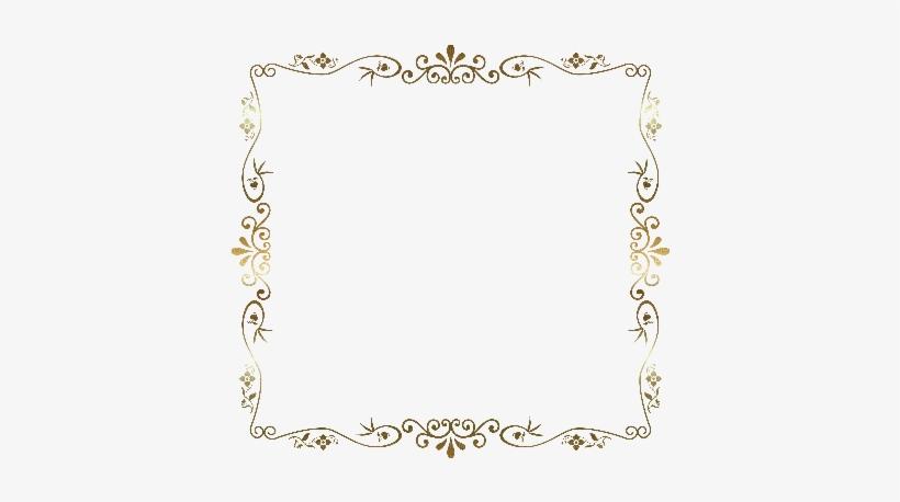 9e0c7f6f7987 Photo Frame Background Png Vintage Frame Gold 400x378