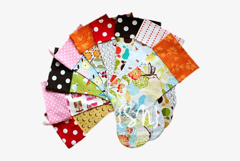 Retro Christmas Stocking Pattern And Tutorial - Christmas Stockings Patterns Sew, transparent png #413150