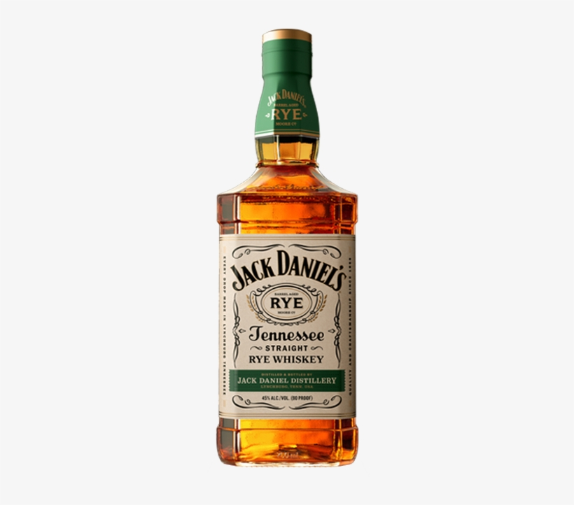 Introducing Rye Whiskey Made Jack's Way - New Jack Daniels Rye, transparent png #414276