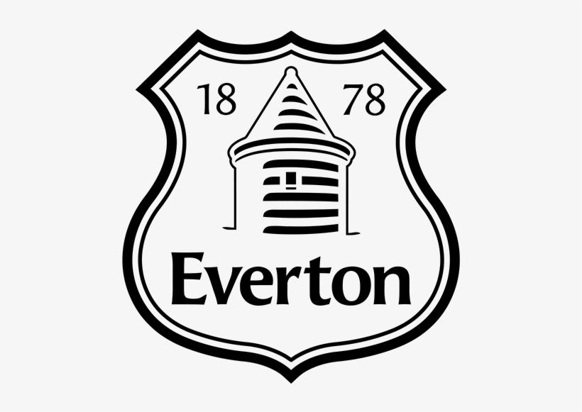 Everton Fc Logo Png Free Transparent Png Download Pngkey