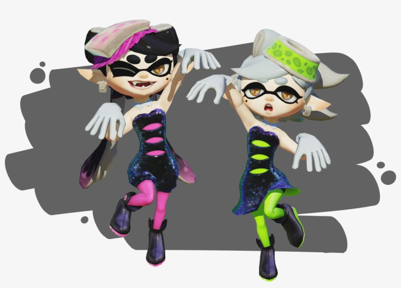 Memeonly T R U E Splatoon 2 Fans Will Remember These - Splatoon 1 Callie Marie, transparent png #417277