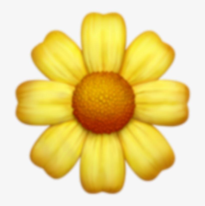 Flower Flowers Emoji Emojis Tumblr Sticker Png Emoji