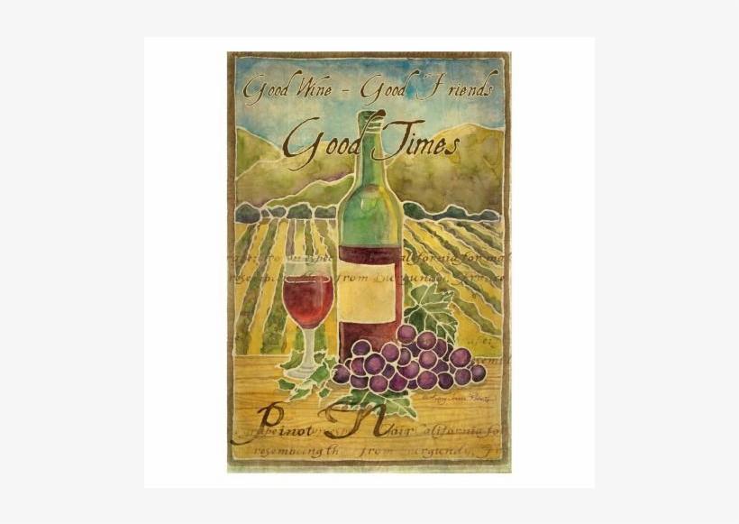 Ended - Toland Home Garden Pinot Noir 2-sided Garden Flag, transparent png #417847