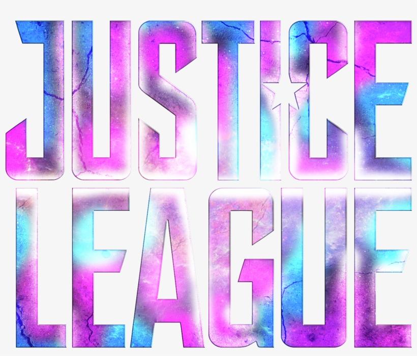 Fan-madesuicide Squad Style Justice League Logo - Graphic Design, transparent png #418020