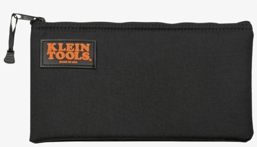 Png 5139pad - Klein Tools 5139pad Zipper Bag,12-1/2 X 1 X 7 In., transparent png #4102624