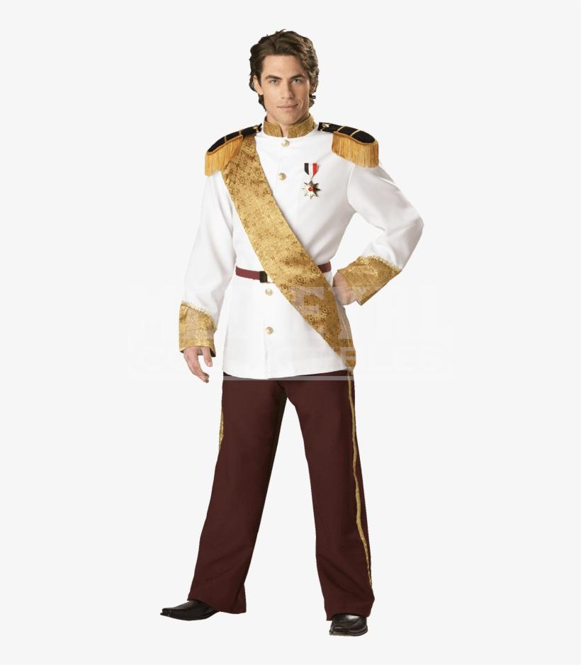 Prince Charming Men S Costume Prince Charming X Large