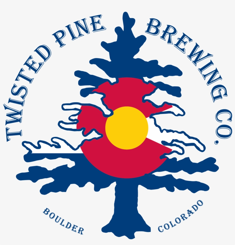 Twisted Pine Branches Out West - Twisted Pine Brewing Logo, transparent png #4103103