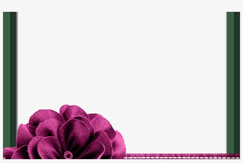 15 Flower Frames For Photoshop Images Spring Flower - Frame Photoshop, transparent png #4103528