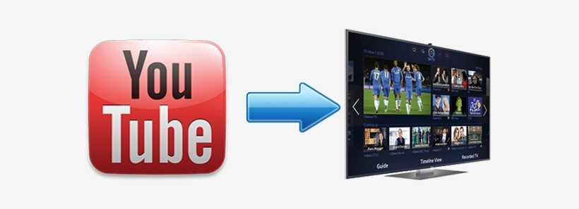 How To Free Stream Youtube Videos To Tv - Youtube Icon, transparent png #4107590