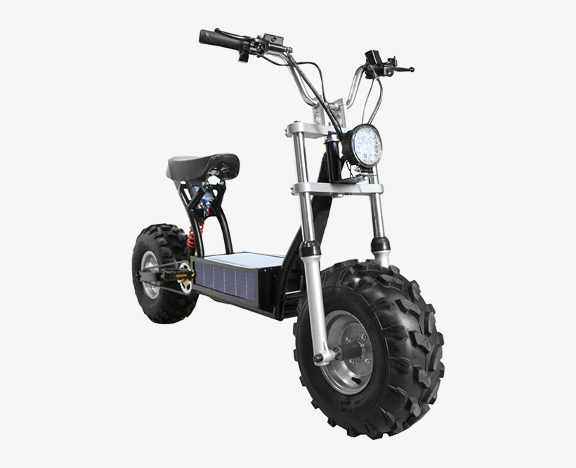 Electric Scooter Off Road Images - Off Road Electric Scooter Australia, transparent png #4108338