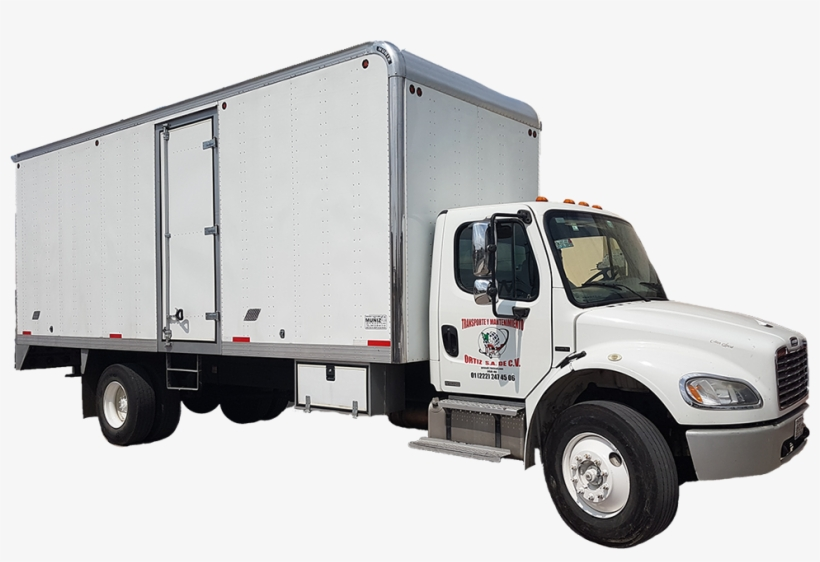 Con Capacidad De 8 Toneladas, Con Redilas, Caja Cerrada - Camiones De 8 Toneladas, transparent png #4121751