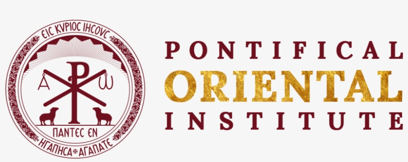 The Pontifical Oriental Institute Logo - Me To You Thank You, transparent png #4122055