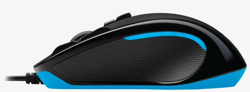 G302 Moba Gaming Mouse - Logitech G300s - Optical Mouse - Pc - Black, transparent png #4123822