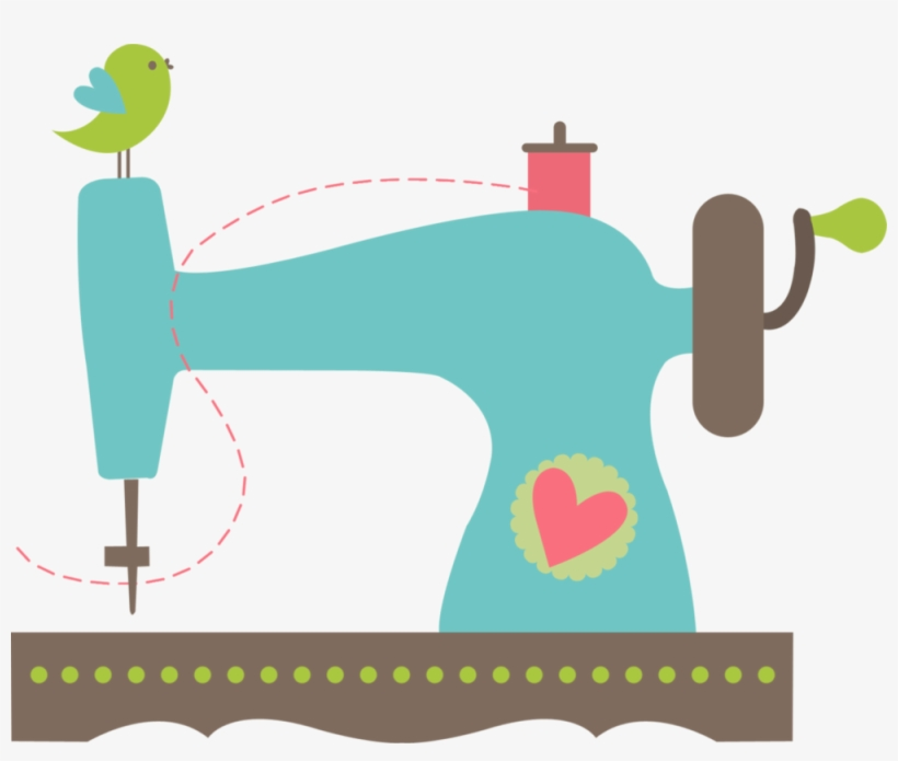 Maquina De Costura Png Sewing Machine Png Logo Free