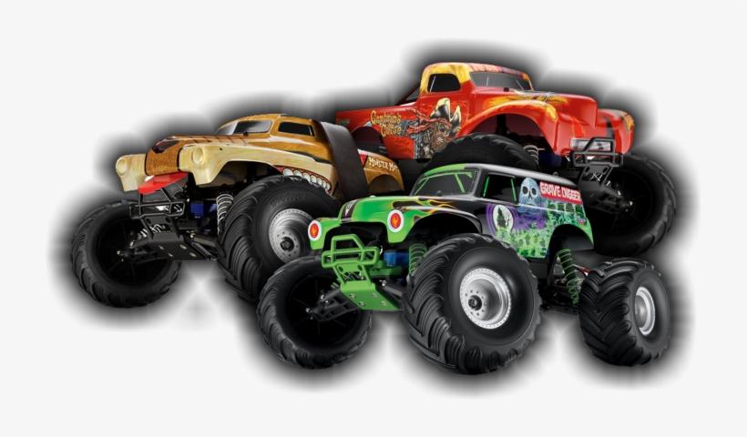 Traxxas 3602r 1/10 Monster Mutt 2wd Monster Truck Rtr, transparent png #4131718