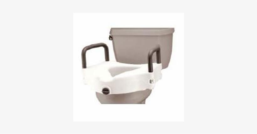 Amazing Nova Raised Toilet Seat W Removable Arms Nova Toilet Seat Cjindustries Chair Design For Home Cjindustriesco