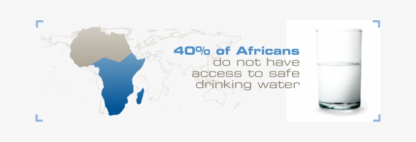 The Continent Of Africa Has A Particularly Immediate - Water Crisis Happening In Africa, transparent png #4133172