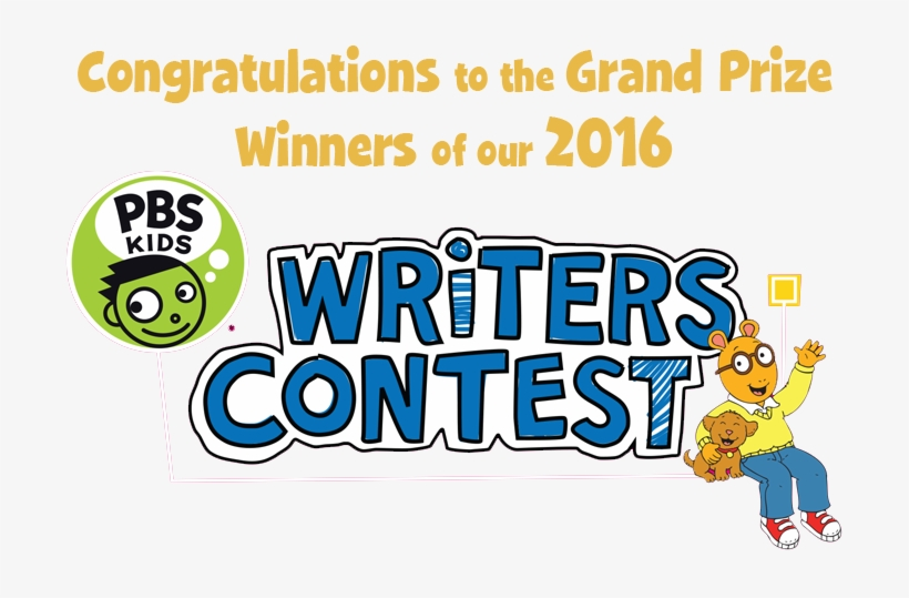 Pbs Kids Go Writers Contest, transparent png #4138376