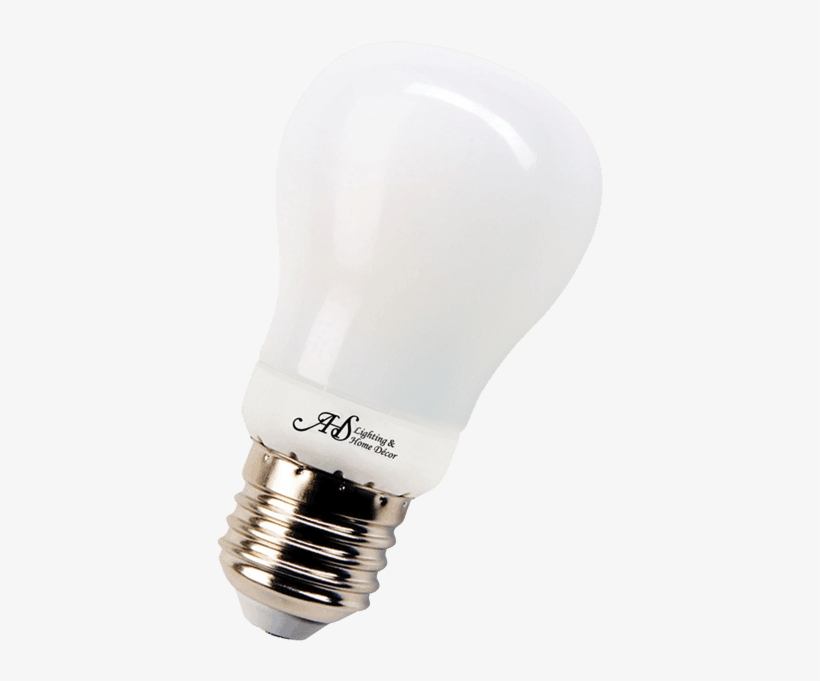 Isolated Unbreakable Led Light Bulbs - Incandescent Light Bulb, transparent png #4140623