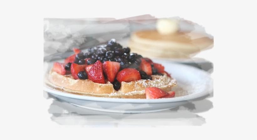 How It Began - Stacks Pancake House Waffle, transparent png #4141796
