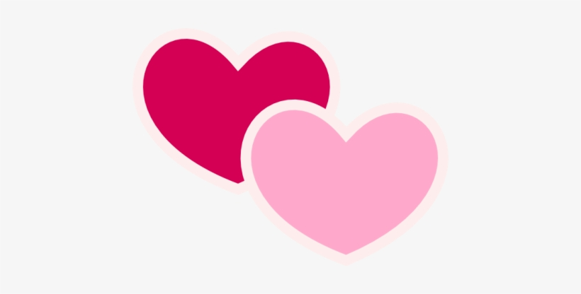 Throughout My Life, My Mom Always Gave My Sister And - Valentine's Day Heart Png, transparent png #4146804