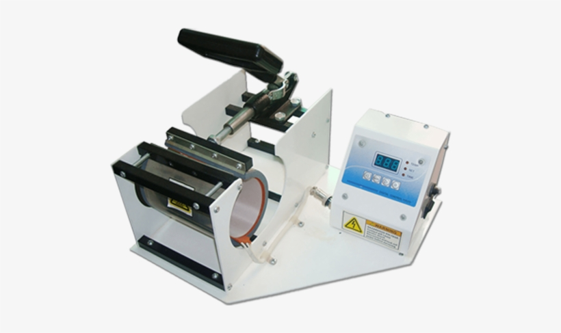 4 In 1 Mug Heat Press Machine - Mug Printing Machine Philippines, transparent png #4148073