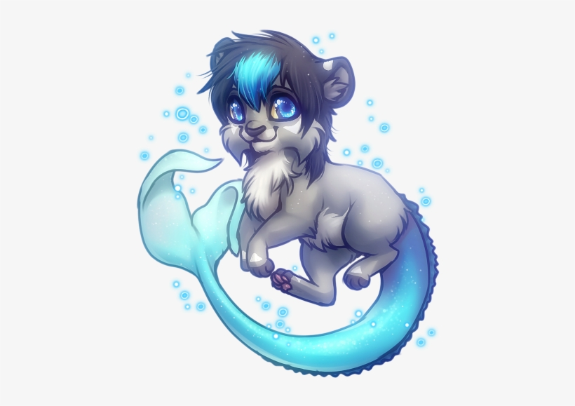 Cutie Pie Club Cute Fantasy Creatures, Cute Creatures, - Anime Animals Mythical, transparent png #4149136