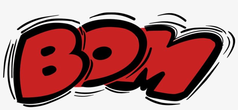 Comic Style Language, Language, Onomatopoeia, Language - Eartoon Explosion Png, transparent png #4149283