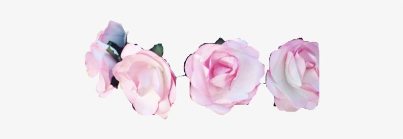 Flower Crown Flower Crown - Overlays Flower Crown Png, transparent png #4150697