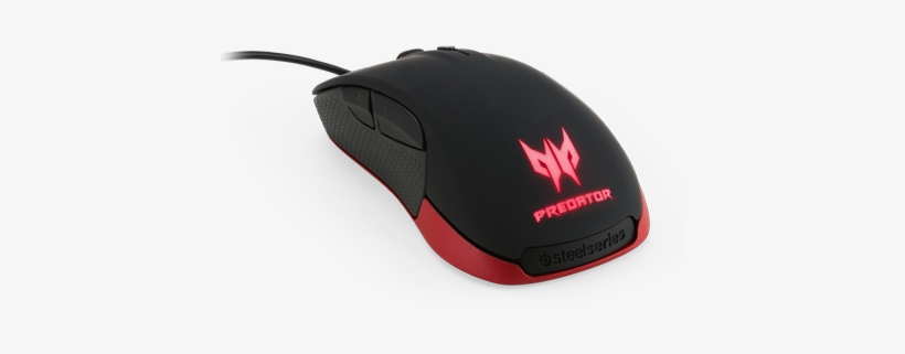 Predator Gaming Mouse Gallery 03 - Acer Predator Gaming Pmw510 - Optical Mouse - Pc -, transparent png #4158188