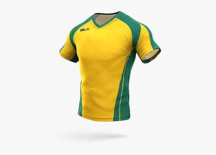 Touch Football Jersey - Sport Jersey Design, transparent png #4159559