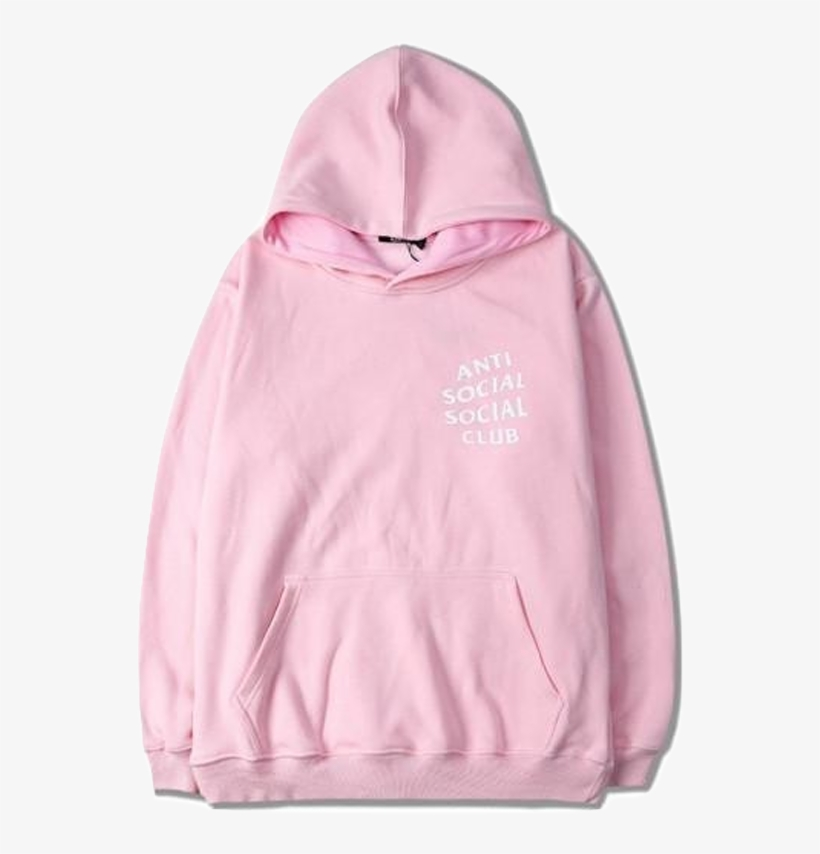 Anti Social Social Club - Anti Social Social Club Know You Better Hoodie, transparent png #4159828