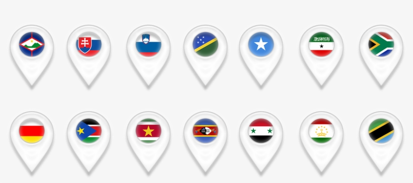 Tome And Principe, - Map Pin Icon Png Car, transparent png #4162872