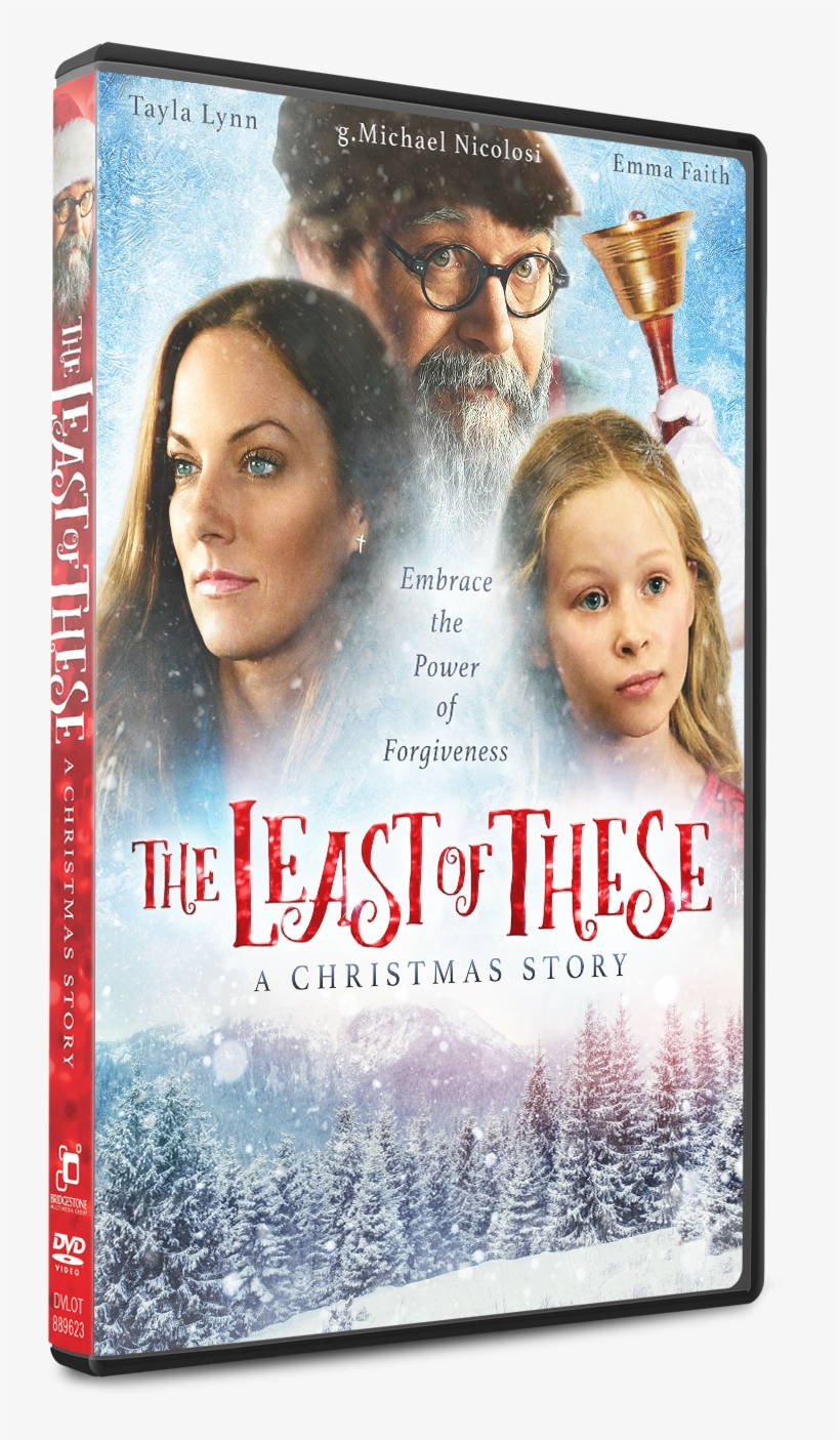 Least Of These, The A Christmas Story - Dvd, transparent png #4165191