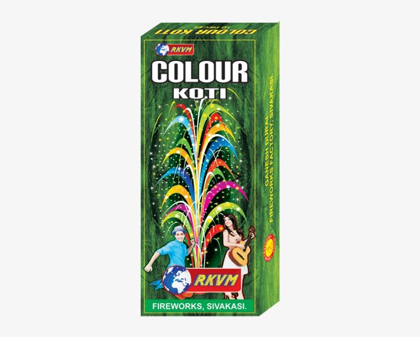Online Crackers Shopping Buy Flower Pots Color Koti - Fireworks Flower Pot Boxes, transparent png #4179382