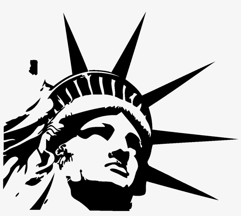 Statue Of Liberty Clipart Head Statue Of Liberty Print Free Transparent Png Download Pngkey 370x540 statue of liberty print brothers pannell art work. statue of liberty clipart head statue