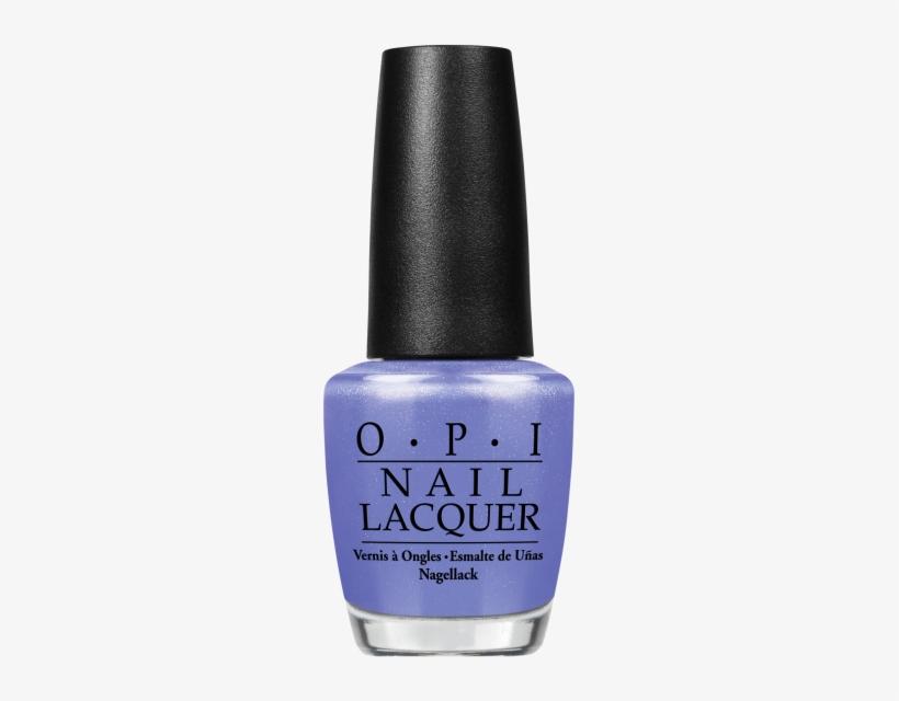 Opi Rose Gold Glitter Nail Polish - O.p.i New Orleans Nail Polish - Show Us Your Tips, transparent png #4181010