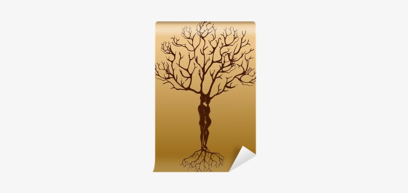 Ketubah Love Tree Iphone 6 Case. Tree, transparent png #4183100
