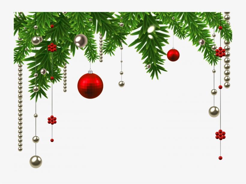 Christmas Decor Jpg - Christmas Card Decorations Png, transparent png #4188231