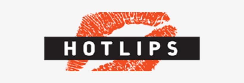 Hot Lips Right Logo - Hot Lips Pizza Logo, transparent png #4191744