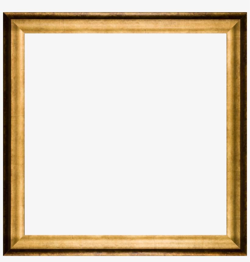 Athenian Gold Frame - Wood Picture Frame Clip Art, transparent png #4193784