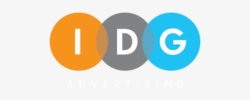 Idg Advertising | Website, Mobile, Print Design, transparent png #4193985
