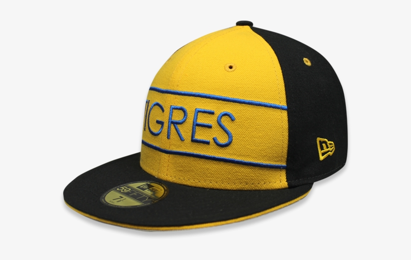 6909f58f4728f Gorra New Era 5950 Tigres Script Grand - Free Transparent PNG ...