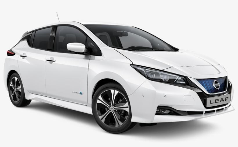 Leaf 40kwh Sv Premium New Nissan Lease Transpa Png 4196822