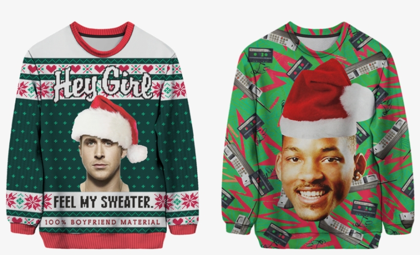 The 12 Best Ugly Christmas Sweaters Money Can Buy Ugly Christmas