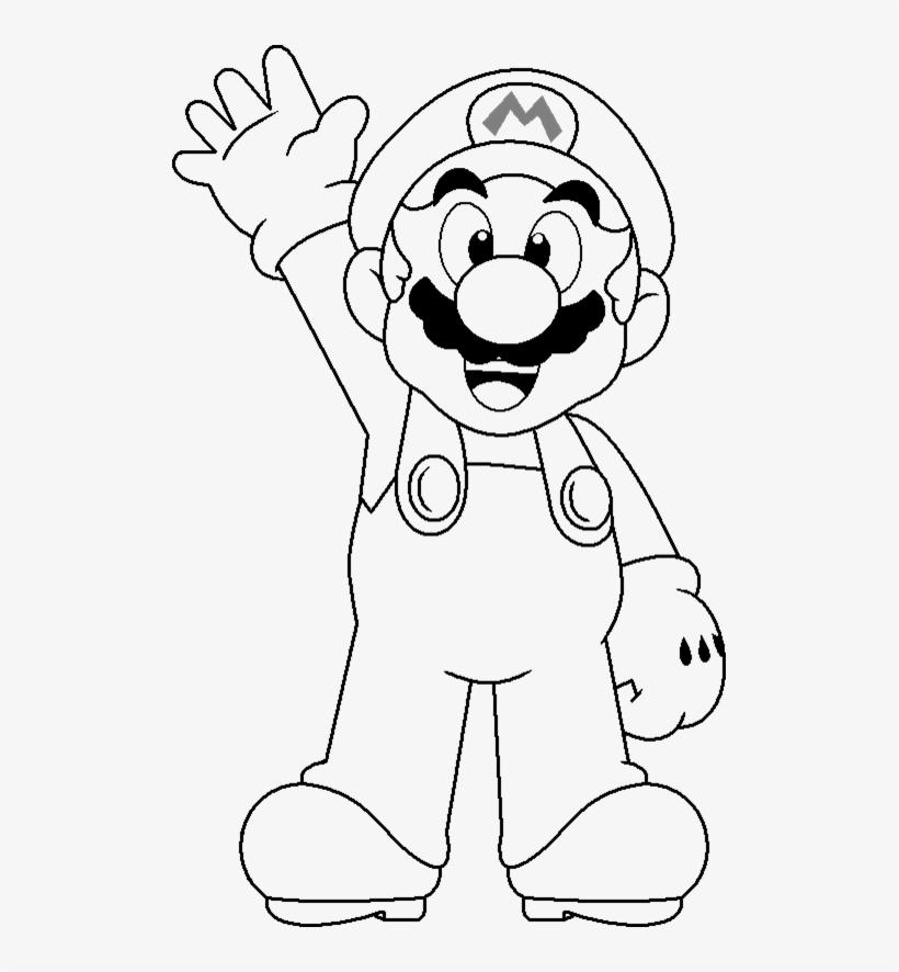Imagenes De Mario Kart 8 Para Colorear Mario Bros Para